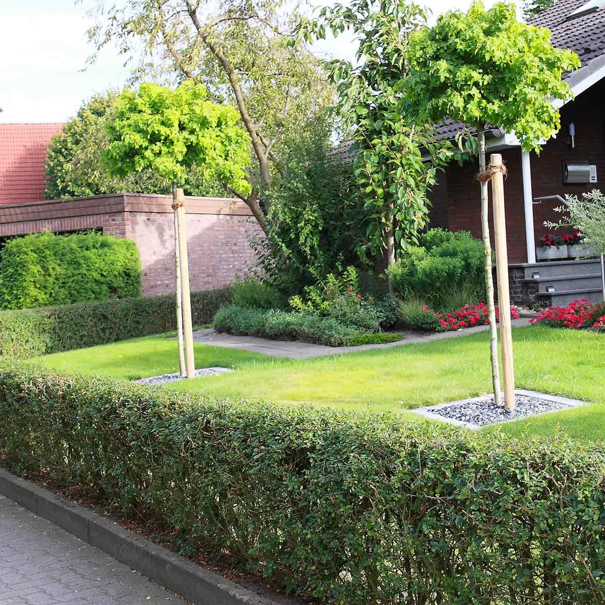 Vorgartengestaltung Im Raum Wilhelmshaven Wittmund Jever