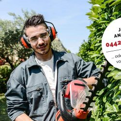 Fach- und Vorarbeiter (m/w/d) im Bereich Gartenpflege